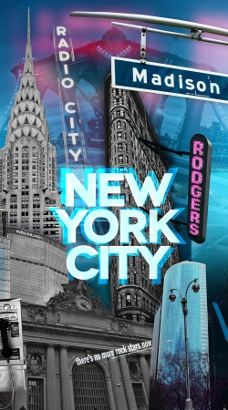cover New York City II [blue]